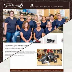 website-redesign-schuhhaus-neubauer